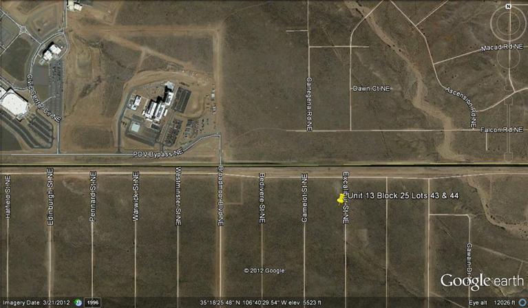 0 Excalibur St(u13, B 25, L43) Ne, Rio Rancho NM 87144 - Photo 2