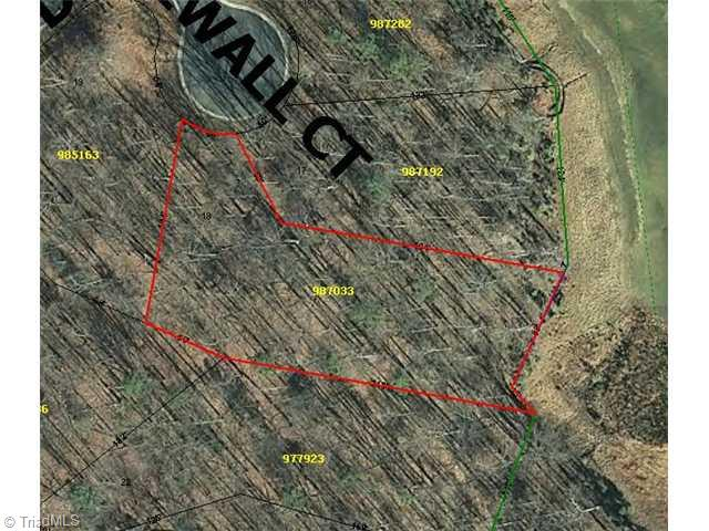 Lot 18 Stonewall Court, Asheboro NC 27205