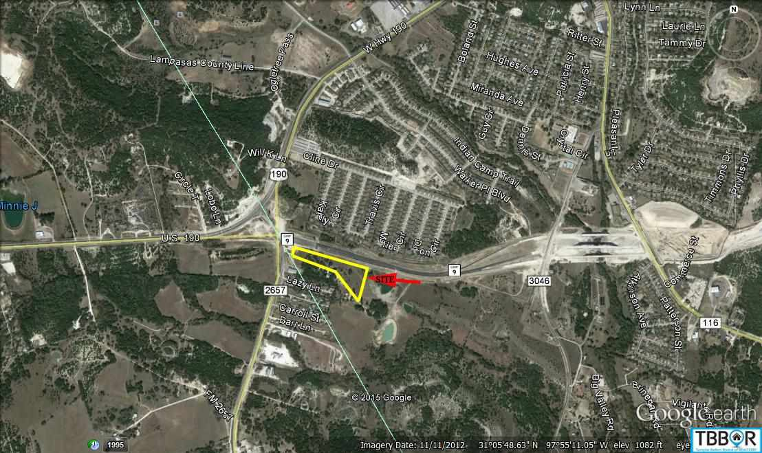 0 Se Corner Of Hwy 190 & Fm 2657, Copperas Cove TX 76522 - Photo 1