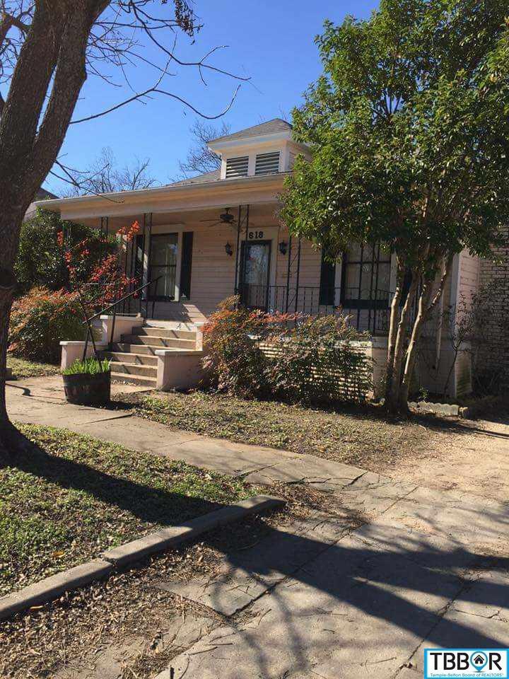 618 N 2nd Street, Temple TX 76502 - Photo 1