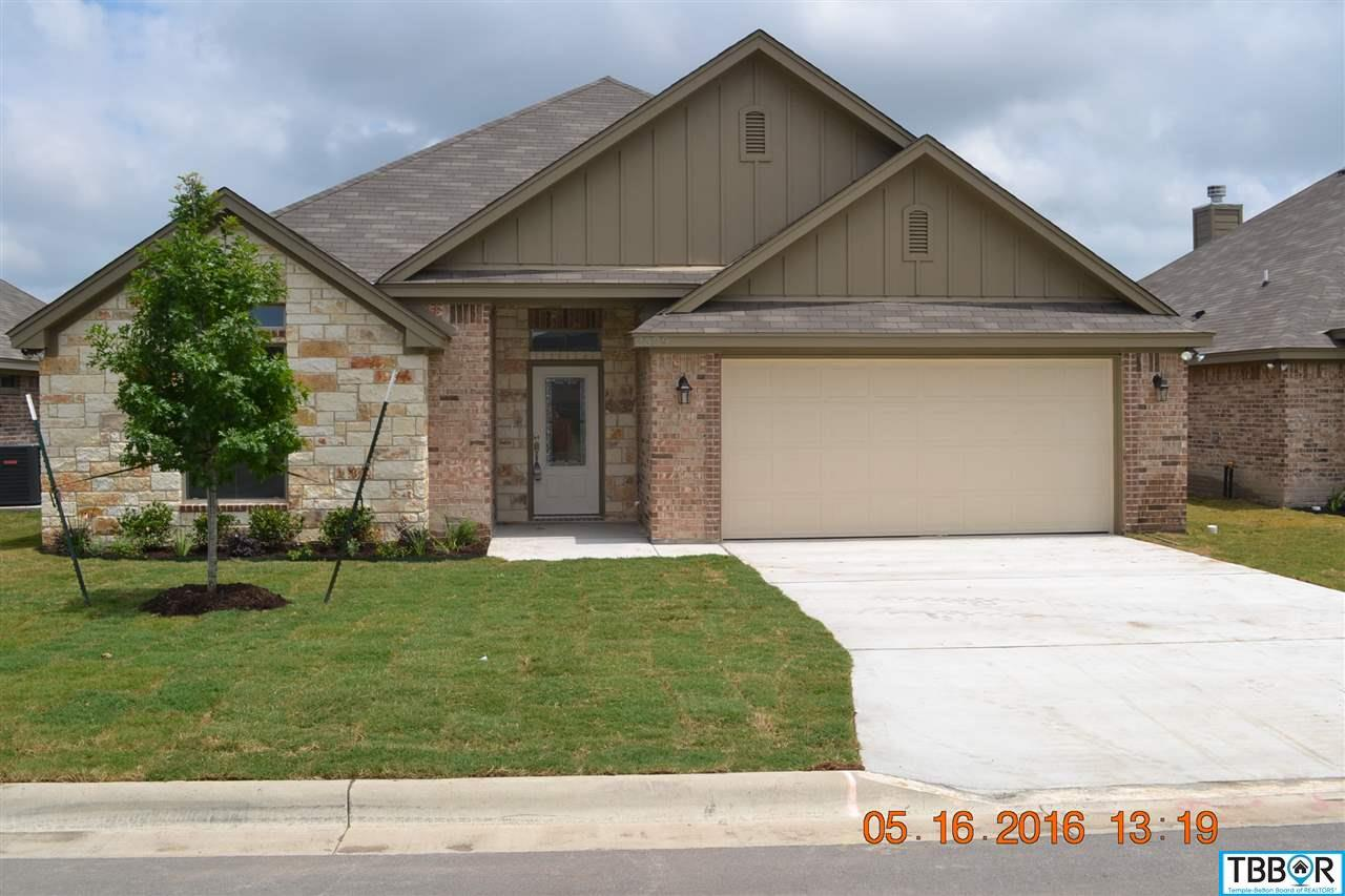 2529 Nolan Creek Street, Temple TX 76504