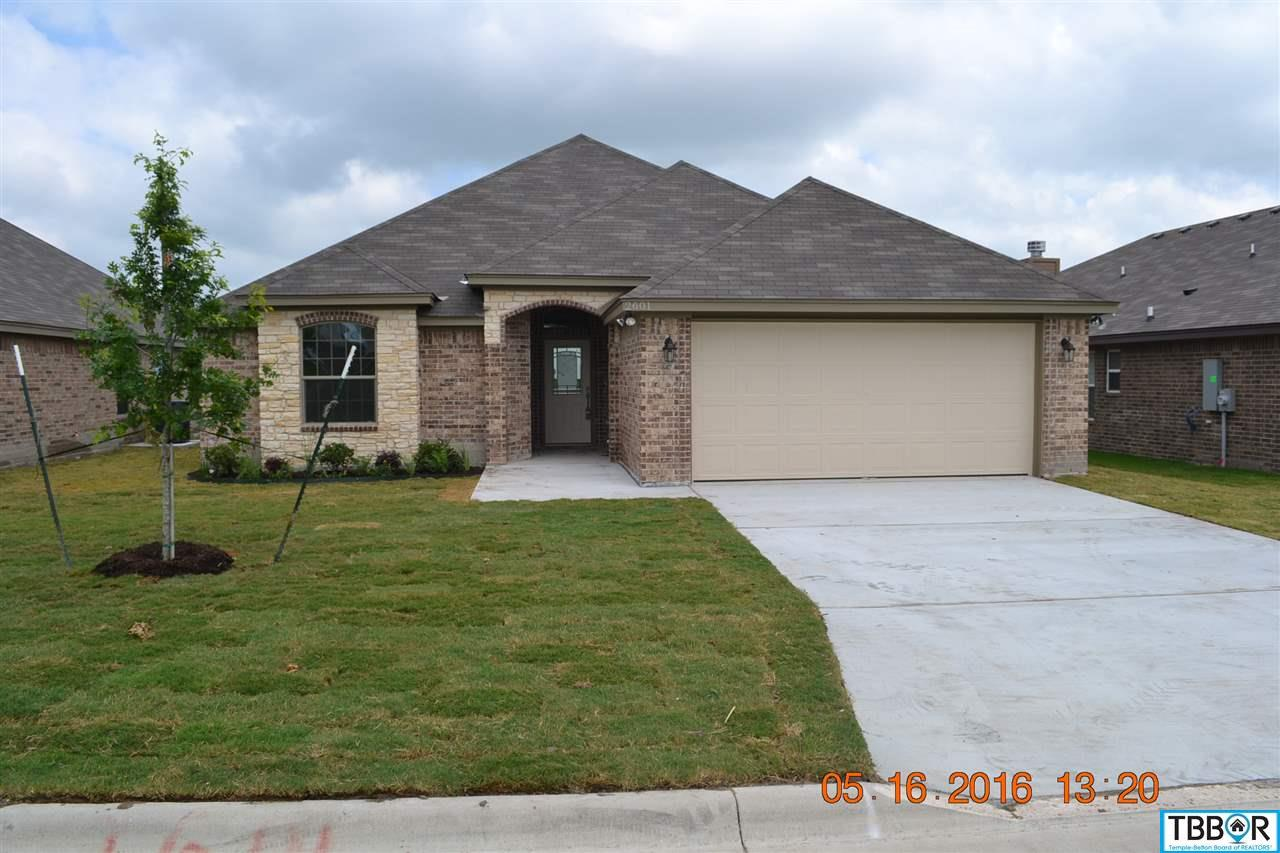 2601 Nolan Creek Street, Temple TX 76504 - Photo 1