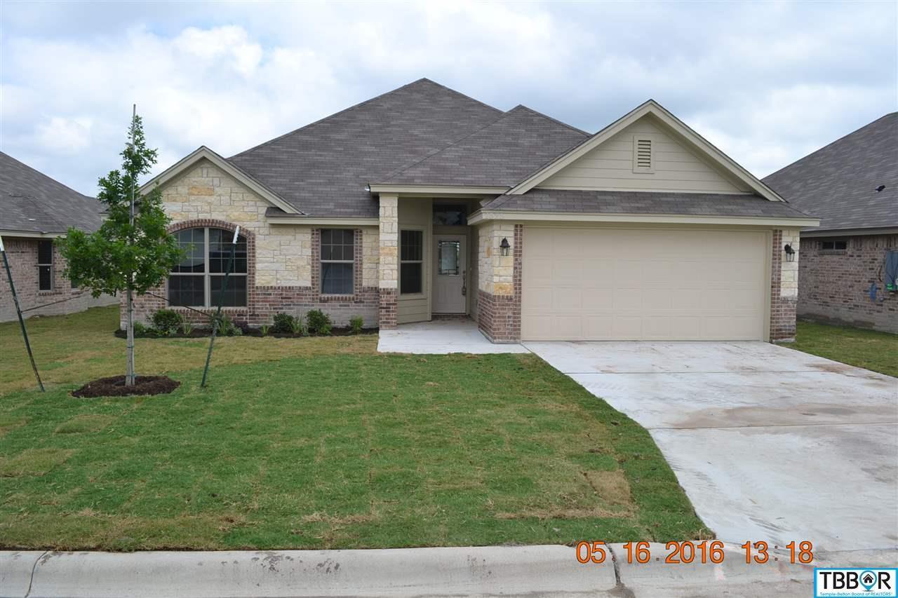 2525 Nolan Creek Street, Temple TX 76504 - Photo 1