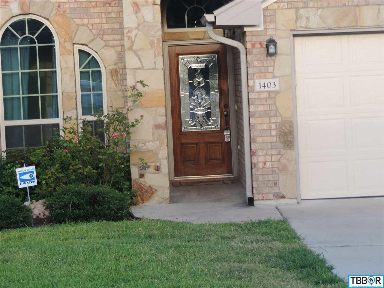 1403 Loving Trail, Belton TX 76513 - Photo 2