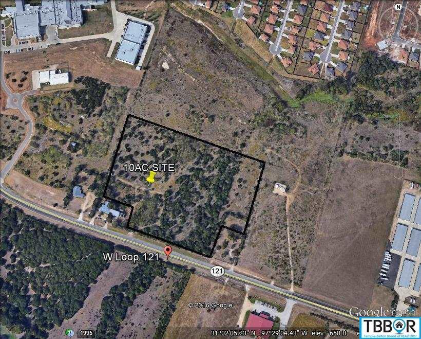 10.7 Acres Loop 121, Belton TX 76513 - Photo 1