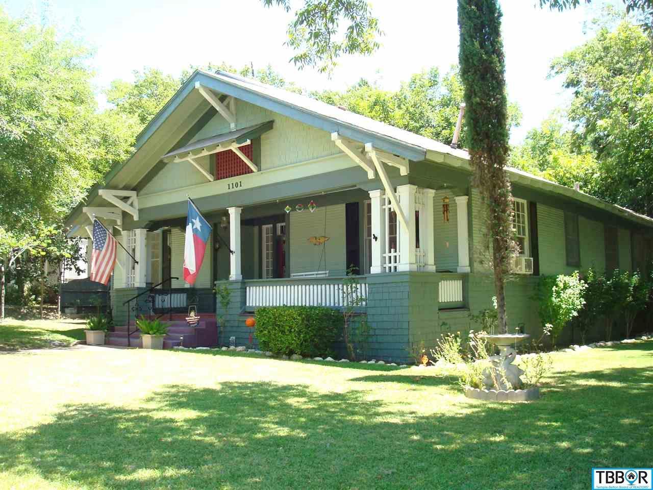 1101 N 3rd Street, Temple TX 76501 - Photo 1