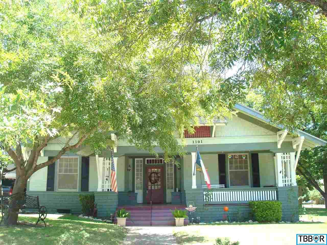1101 N 3rd Street, Temple TX 76501 - Photo 2
