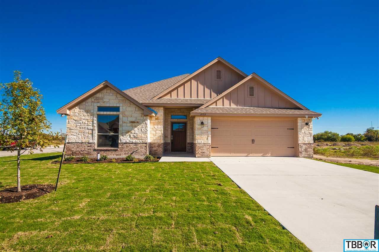 3103 Crystal Ann Drive, Temple TX 76502 - Photo 1