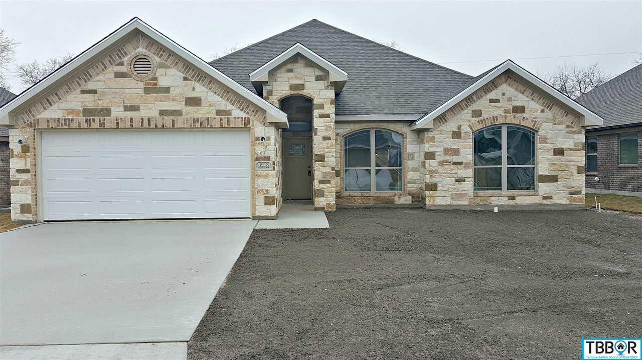 3213 Crystal Ann Drive, Temple TX 76502 - Photo 1