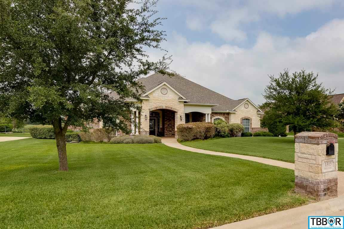 1315 Walker Circle, Salado TX 76571 - Photo 1
