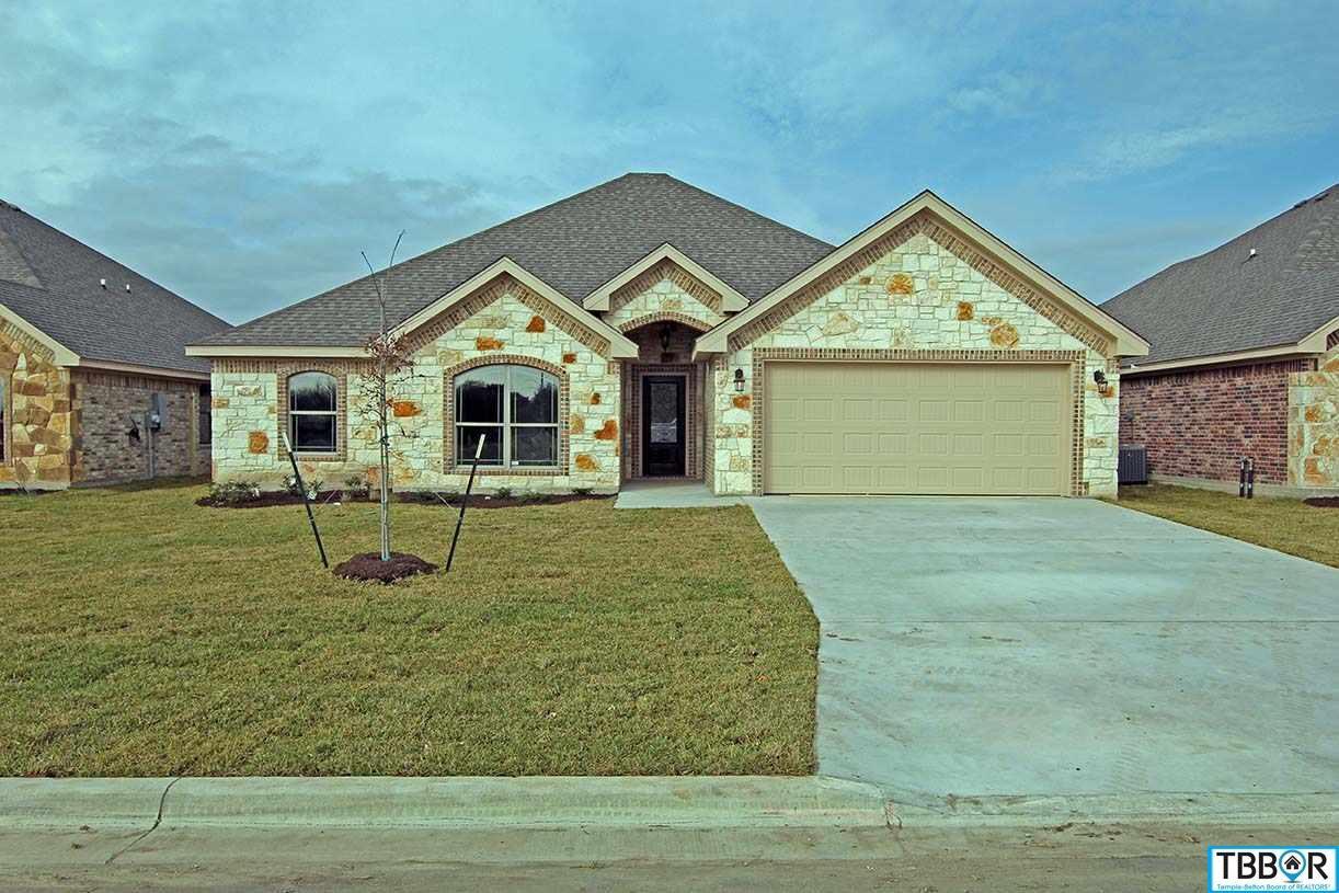 3106 Crystal Ann Drive, Temple TX 76502