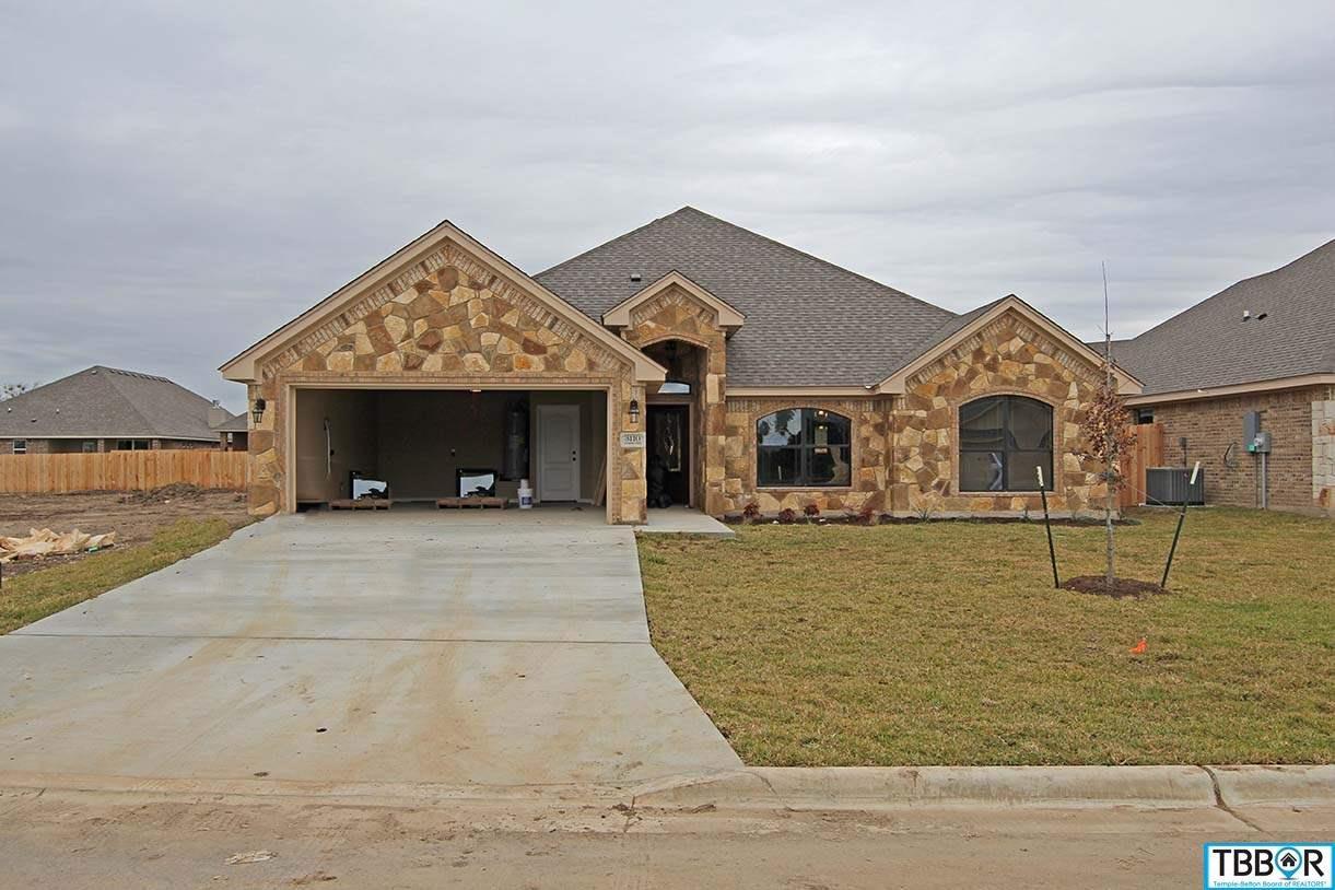 3110 Crystal Ann Drive, Temple TX 76502 - Photo 1