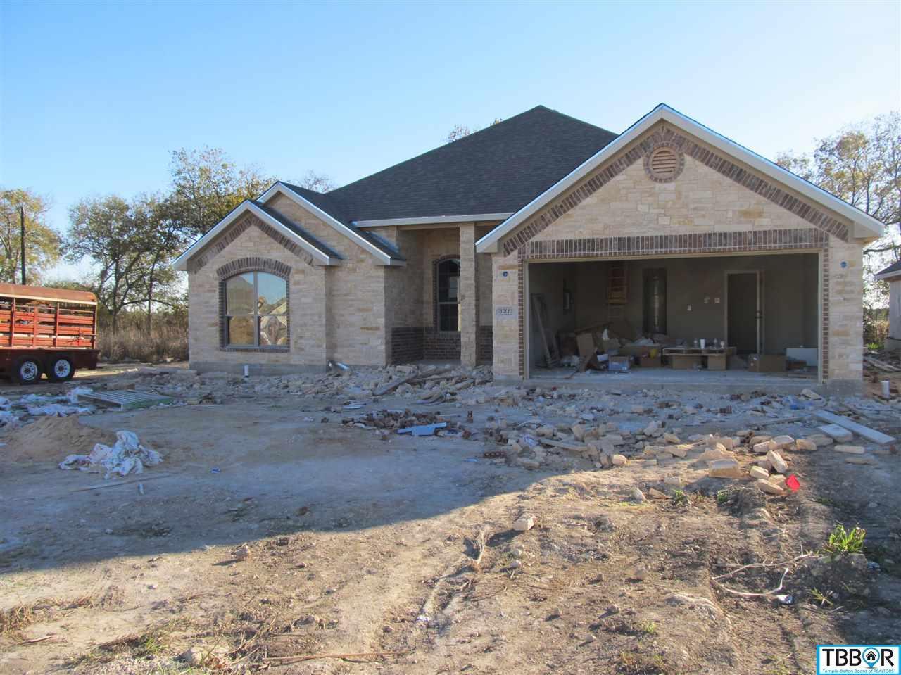 3209 Crystal Ann Drive, Temple TX 76502 - Photo 1