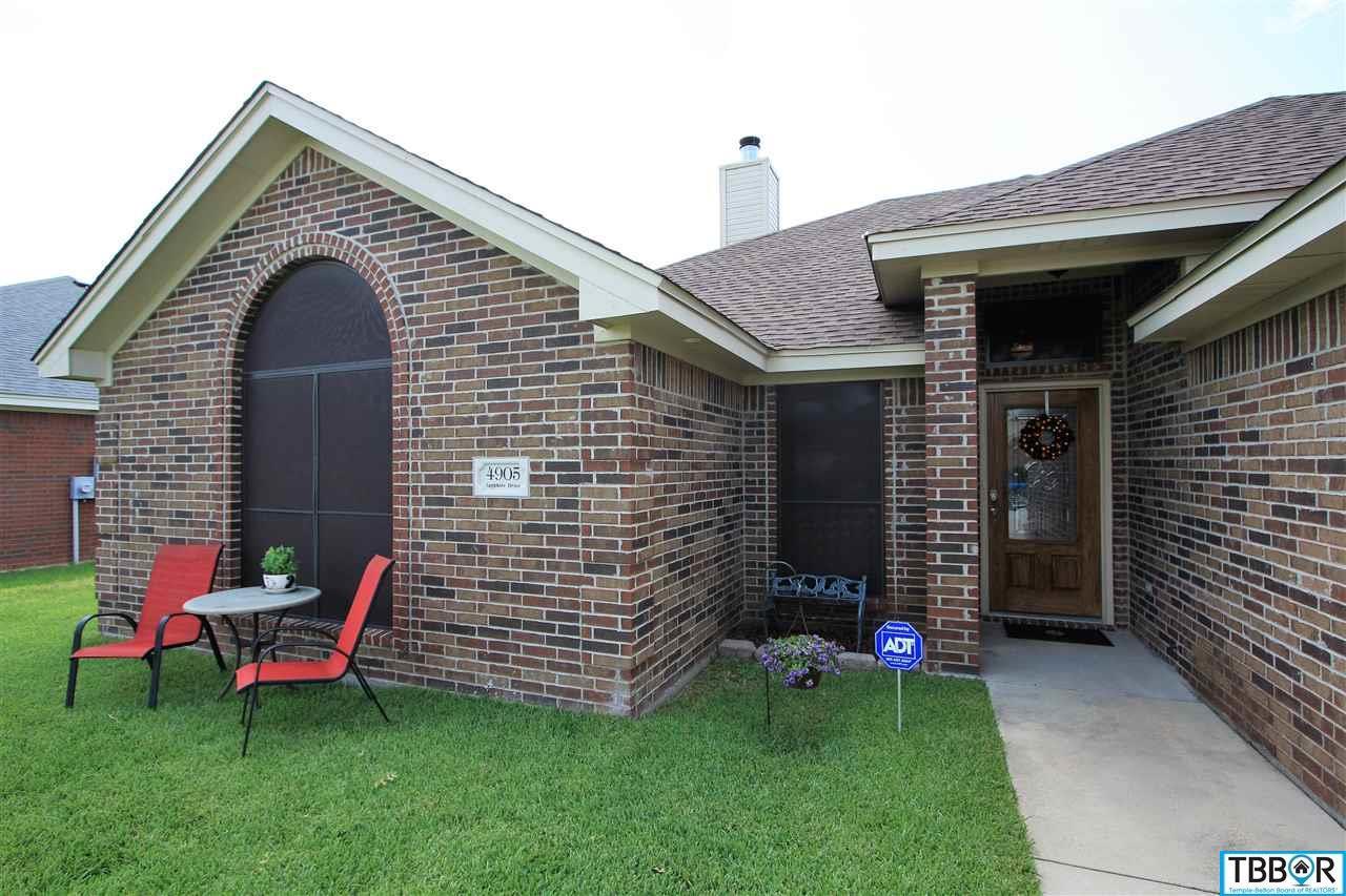 4905 Sapphire, Killeen TX 76542 - Photo 2