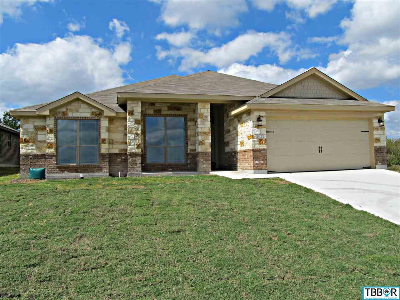 2512 Nolan Creek Street, Temple TX 76504
