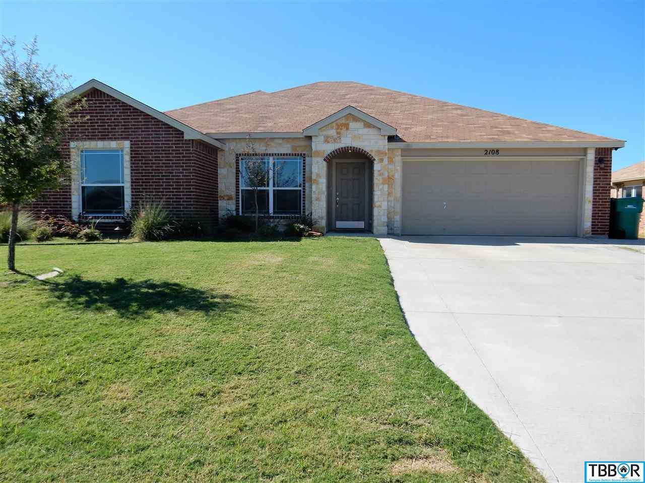 2108 Jefferson Court South, Belton TX 76513 - Photo 1