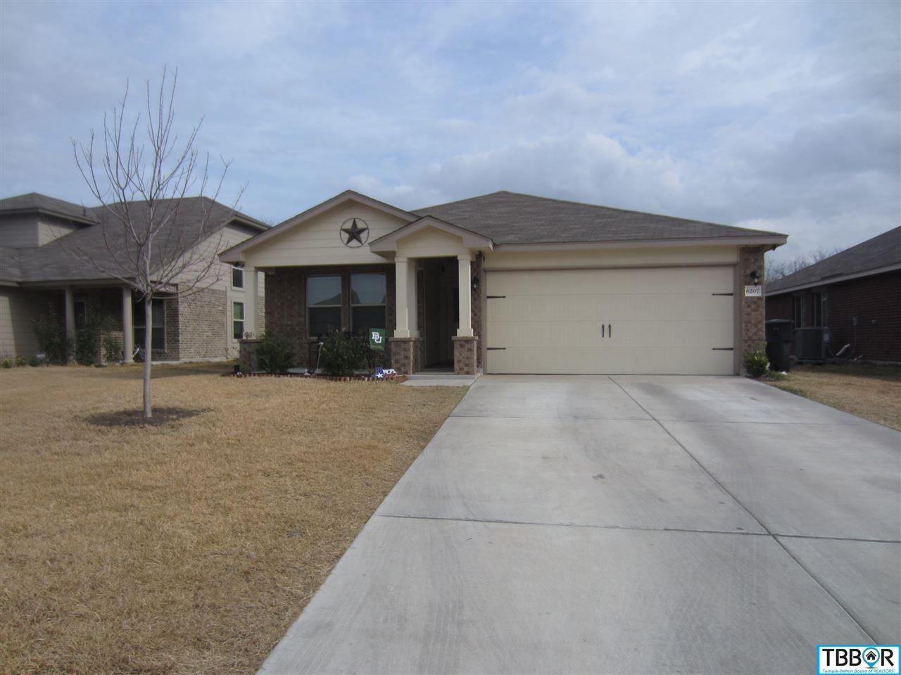 6207 Ambrose Circle, Temple TX 76502 - Photo 1