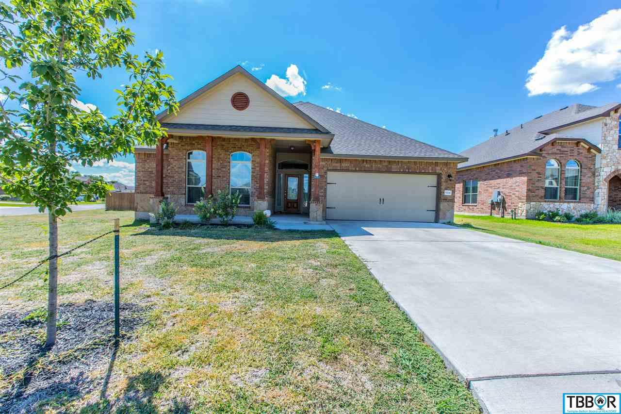 5214 Flint Rock Lane, Temple TX 76502 - Photo 1