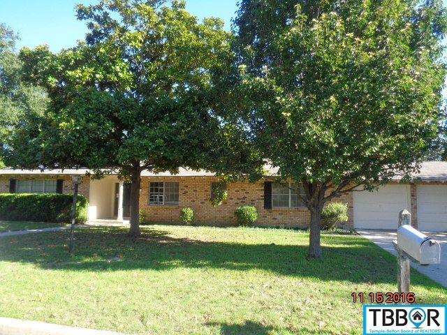 3305 Oakdale, Temple TX 76502