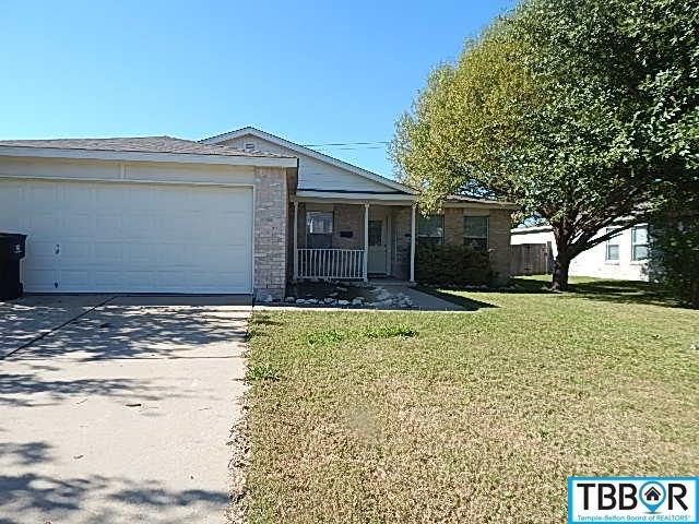 5508 Whistle Stop Dr, Temple TX 76502