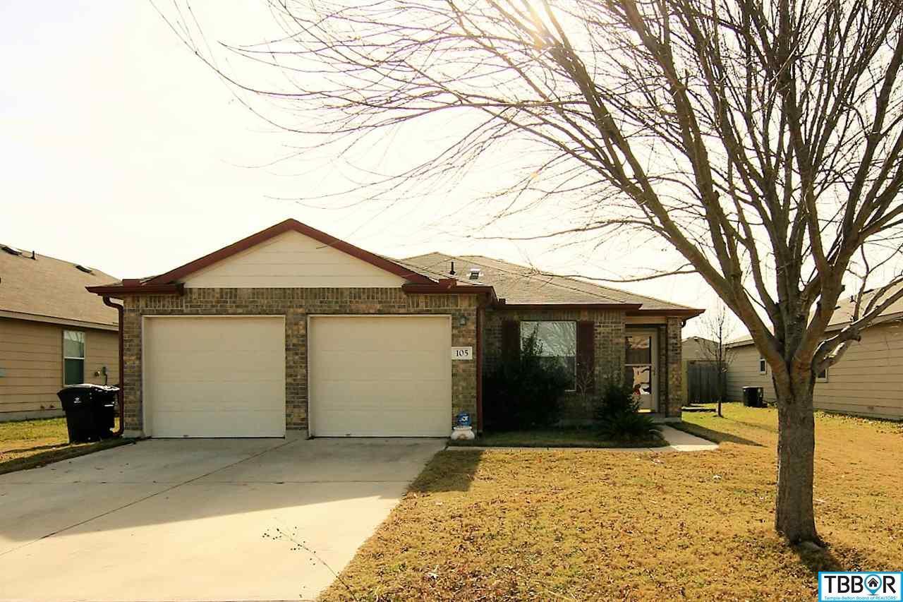 105 Mcgugan Lane, Temple TX 76502