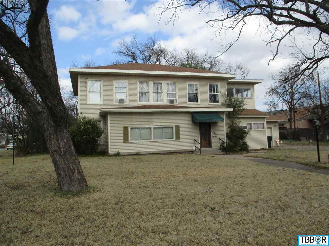 314 W Downs, Temple TX 76501