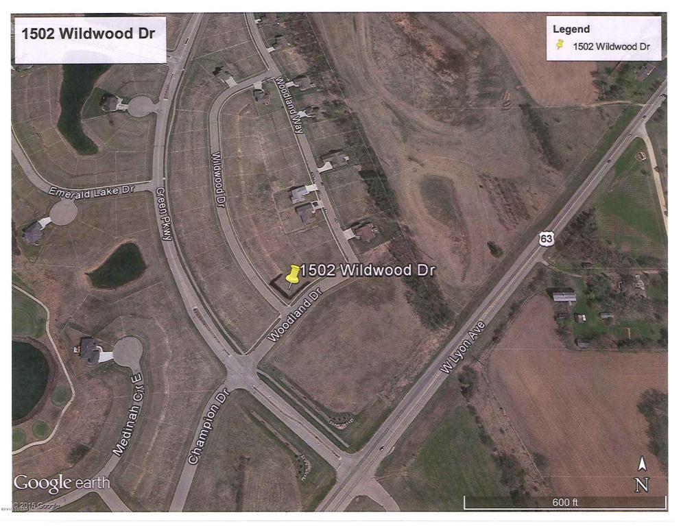1502 Wildwood Drive, Lake City MN 55041