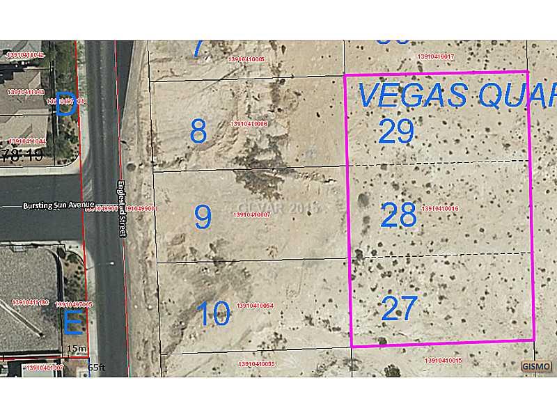 0 0 Englestad &cheyenne, North Las Vegas NV 89032 - Photo 1