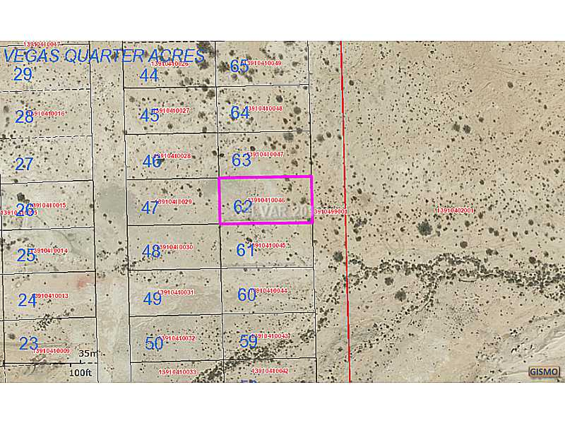0 Englestad & Cheyenne, North Las Vegas NV 89032 - Photo 2