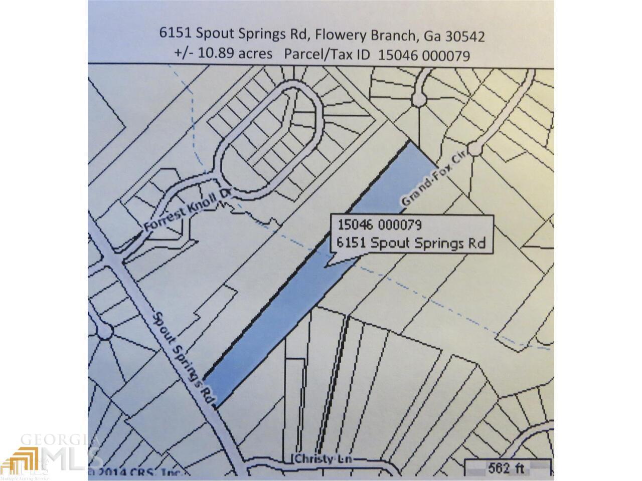 6151 Spout Springs, Flowery Branch GA 30542 - Photo 1