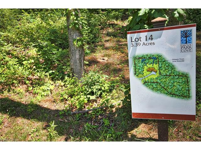 46 Spring Cove Road # Lot 14, Asheville NC 28804