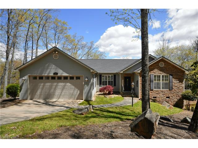 129 Thrush Court, Lake Lure NC 28746