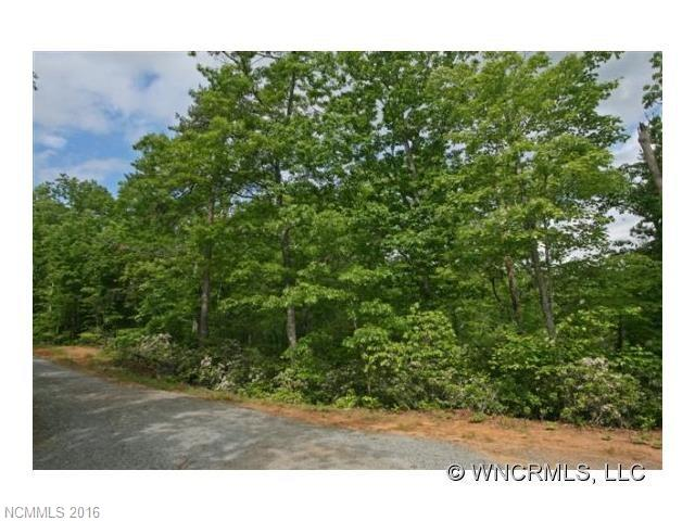 Lot 66 Rainbow Circle, Lake Lure NC 28746