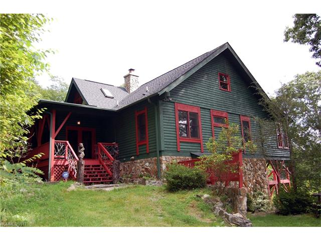 531 Smoky Falls Drive, Maggie Valley NC 28751