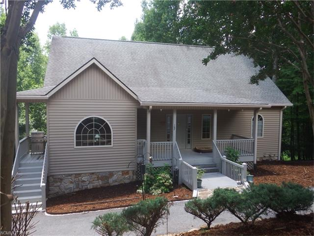 107 Wilkerson Court, Lake Lure NC 28746
