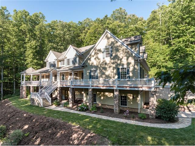 18 Woodsong Drive, Asheville NC 28803