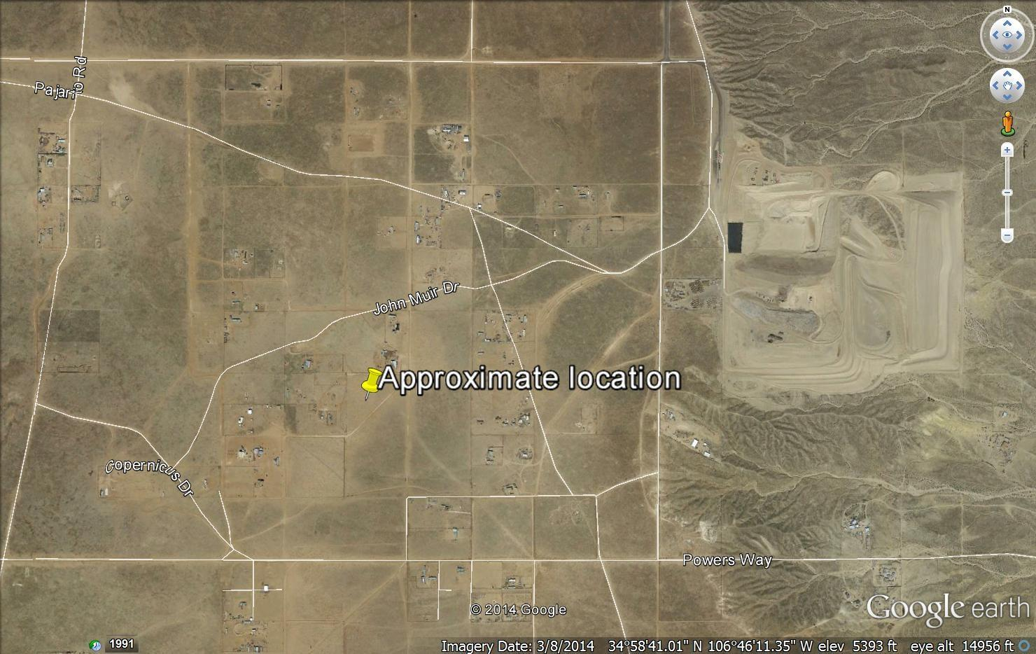 Pajarito Land Grant Sw, Albuquerque NM 87121 - Photo 1