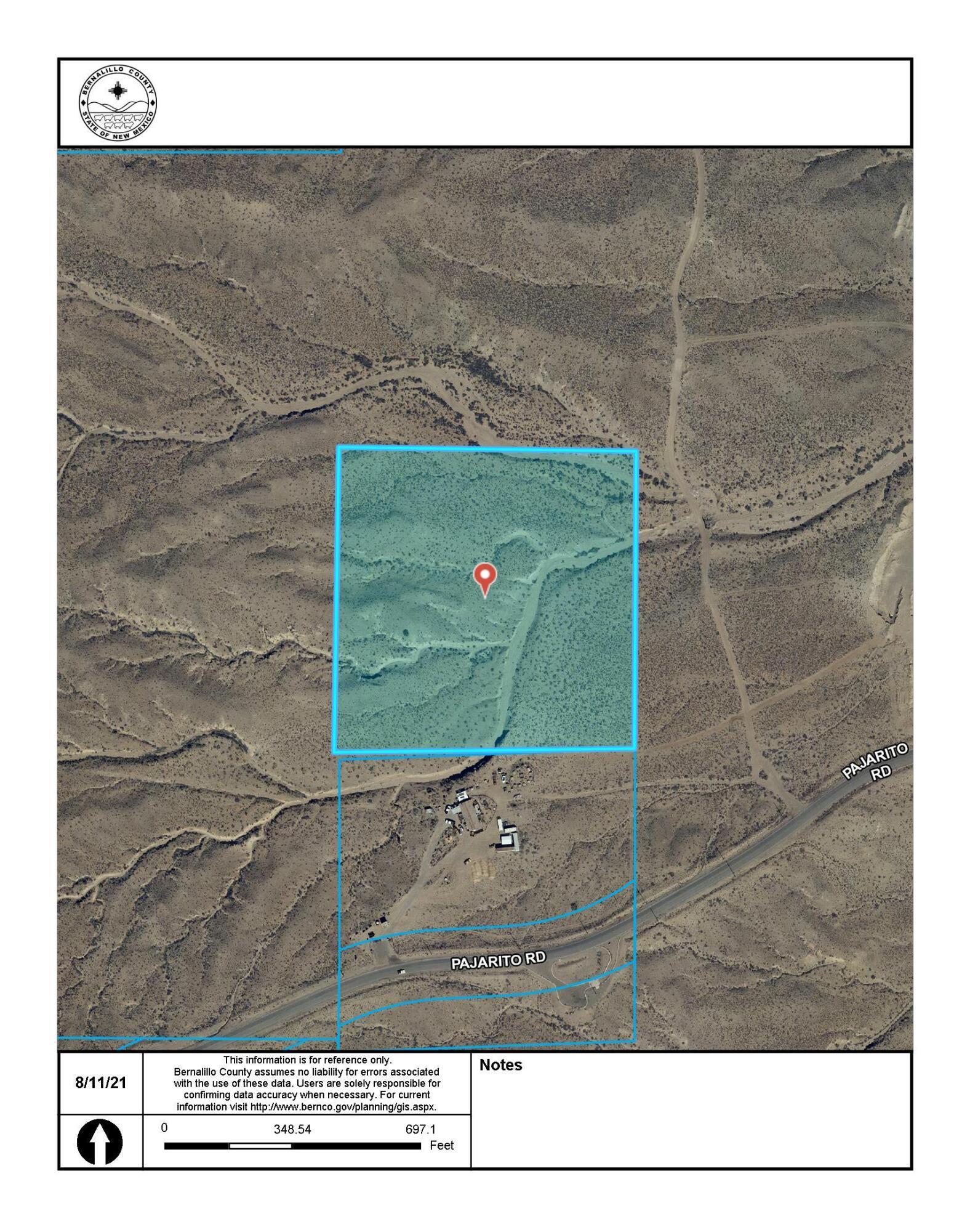 Off Pajarito (jmt #2) Road Sw, Albuquerque NM 87121 - Photo 1