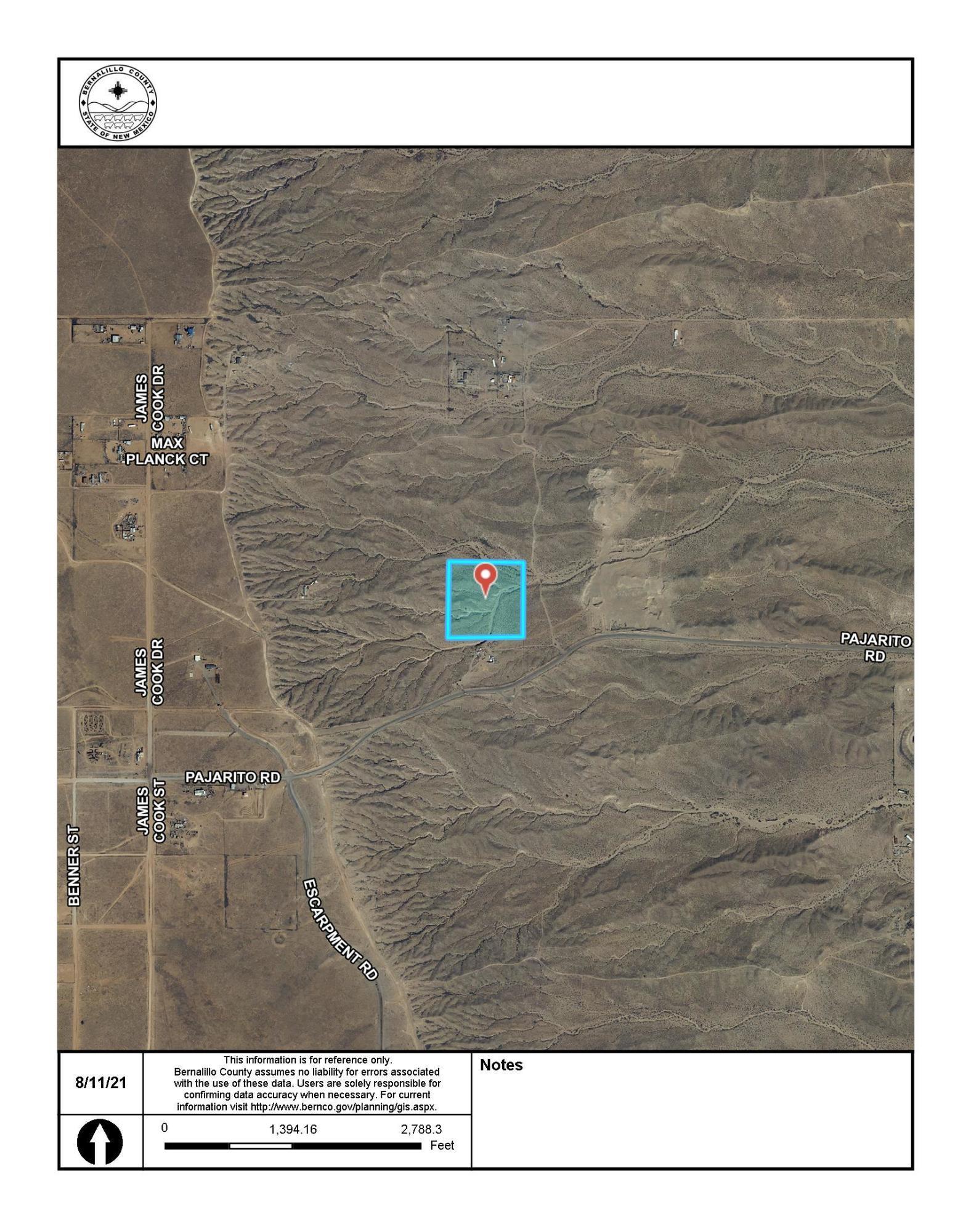Off Pajarito (jmt #2) Road Sw, Albuquerque NM 87121 - Photo 2
