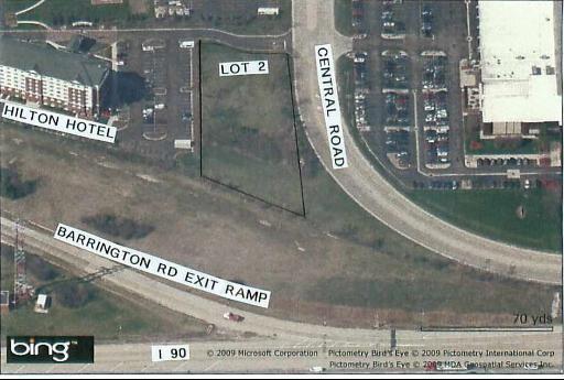 Lot 2 Central Road, Hoffman Estates IL 60195 - Photo 1