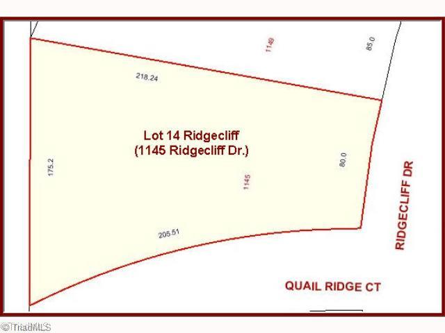 1145 Ridgecliff Drive, Rural Hall NC 27045 - Photo 2