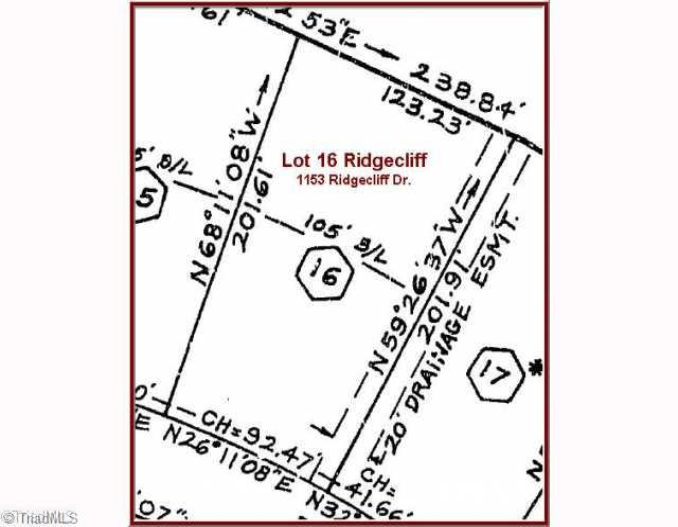 1153 Ridgecliff Drive, Rural Hall NC 27045 - Photo 2