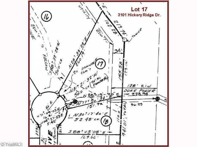 3101 Hickory Ridge Drive, Winston Salem NC 27127 - Photo 1