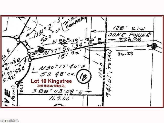 3105 Hickory Ridge Drive, Winston Salem NC 27127