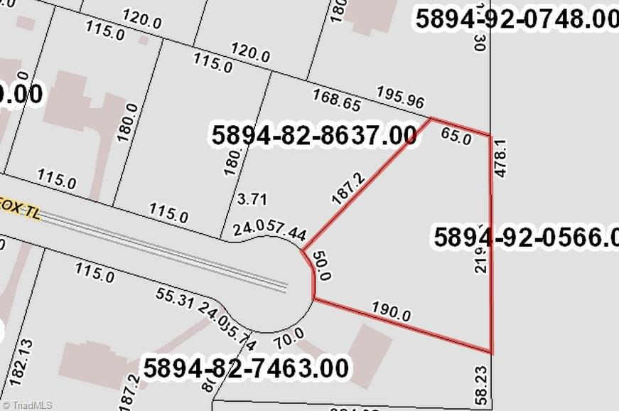 155 Red Fox Trail, Winston Salem NC 27103 - Photo 1
