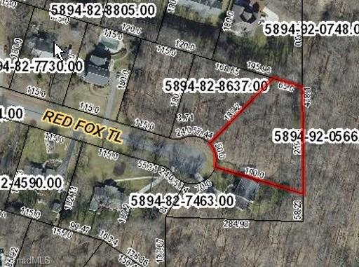 155 Red Fox Trail, Winston Salem NC 27103 - Photo 2