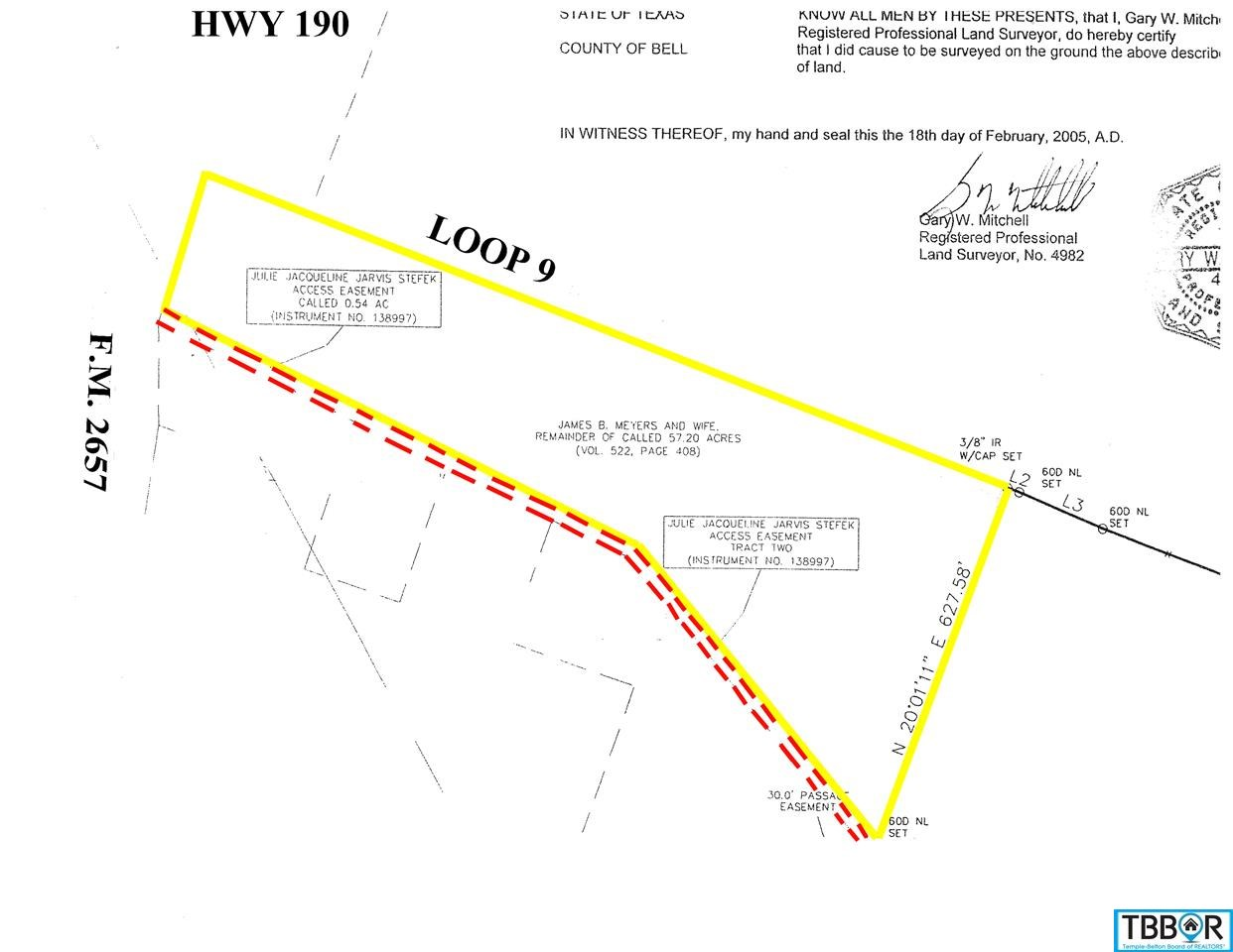 0 Se Corner Of Hwy 190 & Fm 2657, Copperas Cove TX 76522 - Photo 2