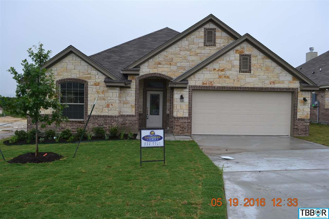 2517 Nolan Creek Street, Temple TX 76504 - Photo 1