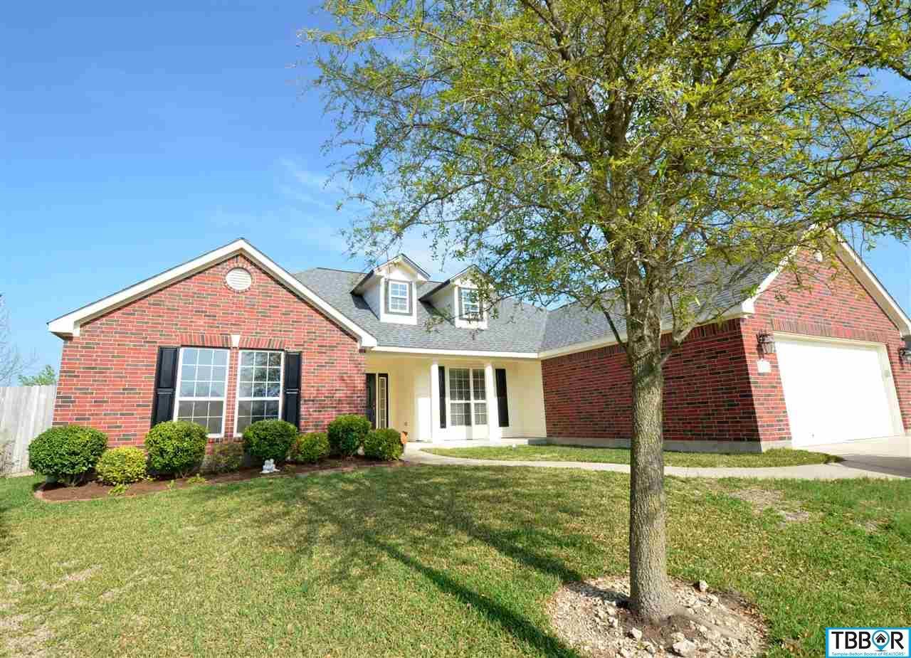 1013 Ravenwood, Temple TX 76502 - Photo 1
