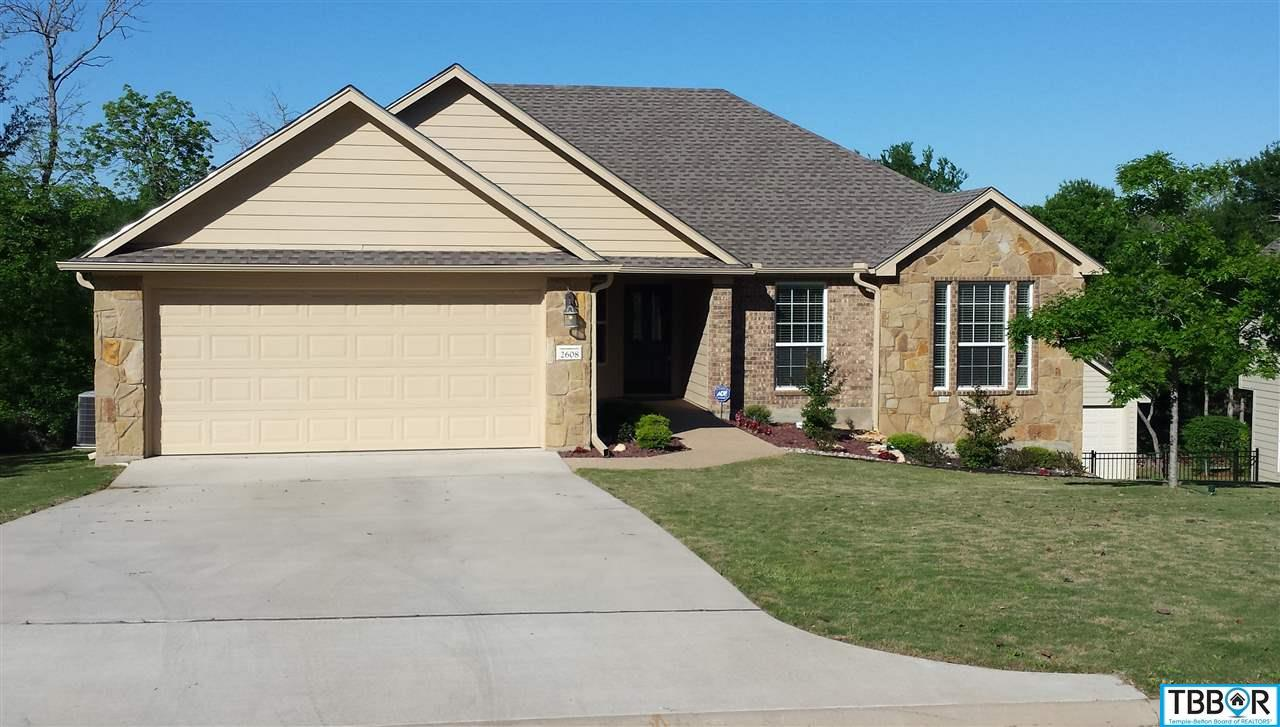 2608 Amber Forest Trail, Belton TX 76513 - Photo 1